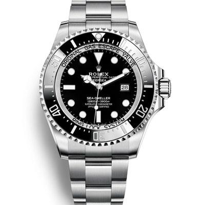ROLEX 勞力士 126660 Sea-DWELLER  Deepsea 深潛3900M