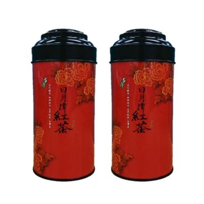 【新造茗茶】日月潭原生種山茶(100gx2罐)