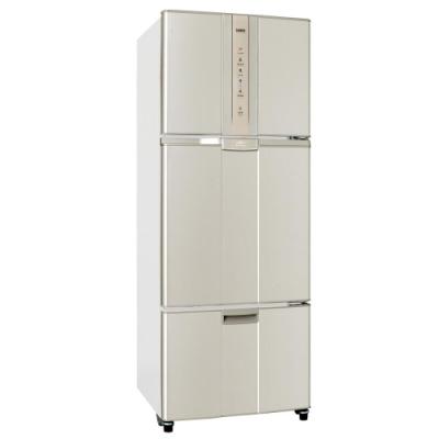 【福利品】聲寶 455L 2級變頻3門電冰箱 SR-A46DV(Y2) 炫麥金