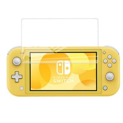 Nintendo任天堂 Switch Lite專用 9H硬度強化玻璃螢幕保護貼