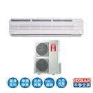 HERAN禾聯 26-28坪 變頻1對1冷專型 HI-C168/HO-C168