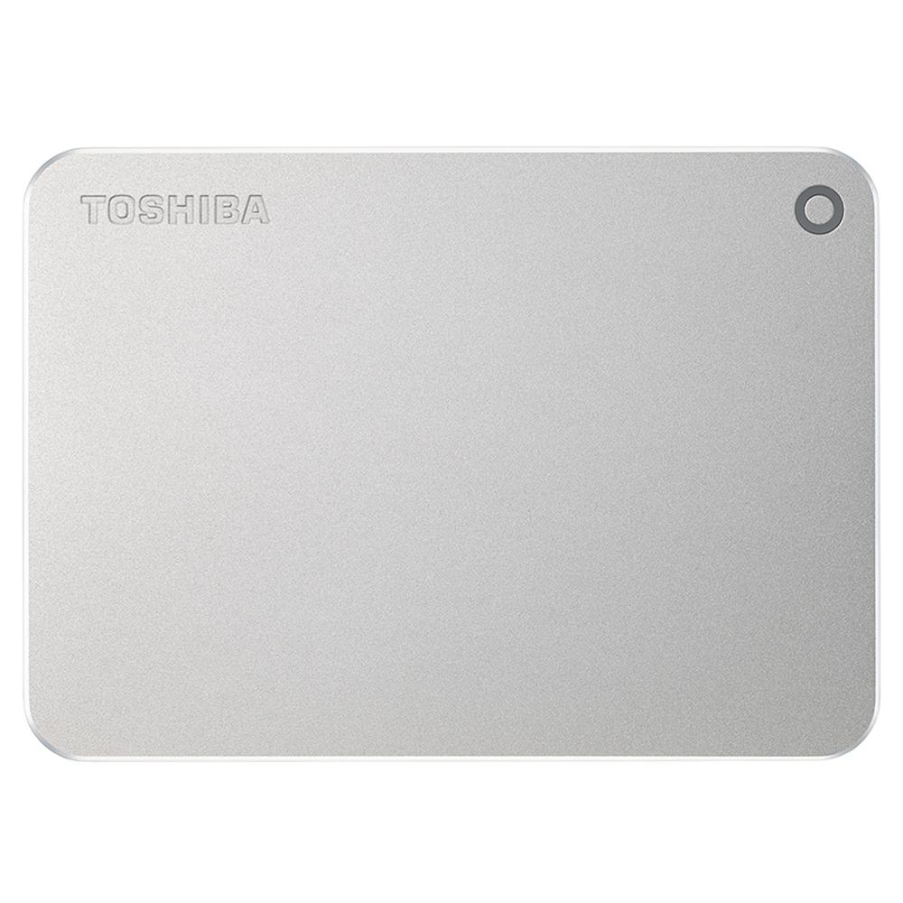 Toshiba 金耀碟P2 4TB 2.5吋USB3.0外接式硬碟(金鑽銀)