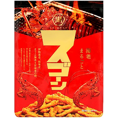 湖池屋 蝦風味玉米餅(60g)