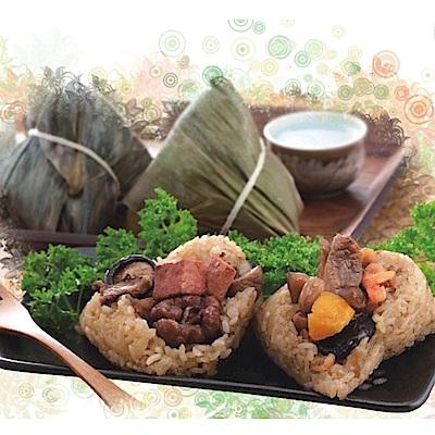 夢田越光米粽/肉粽(一盒10粒裝,共4盒)