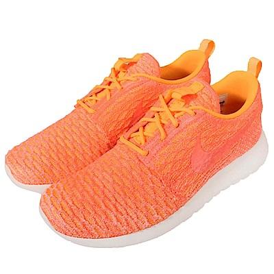 Nike 休閒鞋 Roshe One Flyknit 女鞋