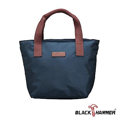 BLACK HAMMER 旅行手提包-藍