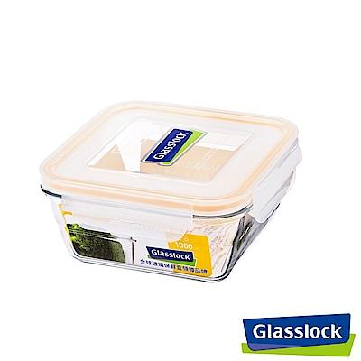 [任選2件]Glasslock強化玻璃微波保鮮盒/保鮮罐/密封罐