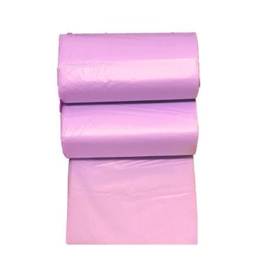 金德恩 台灣專利製造 30包花香垃圾袋/ 可自然分解 環保清潔袋 20L