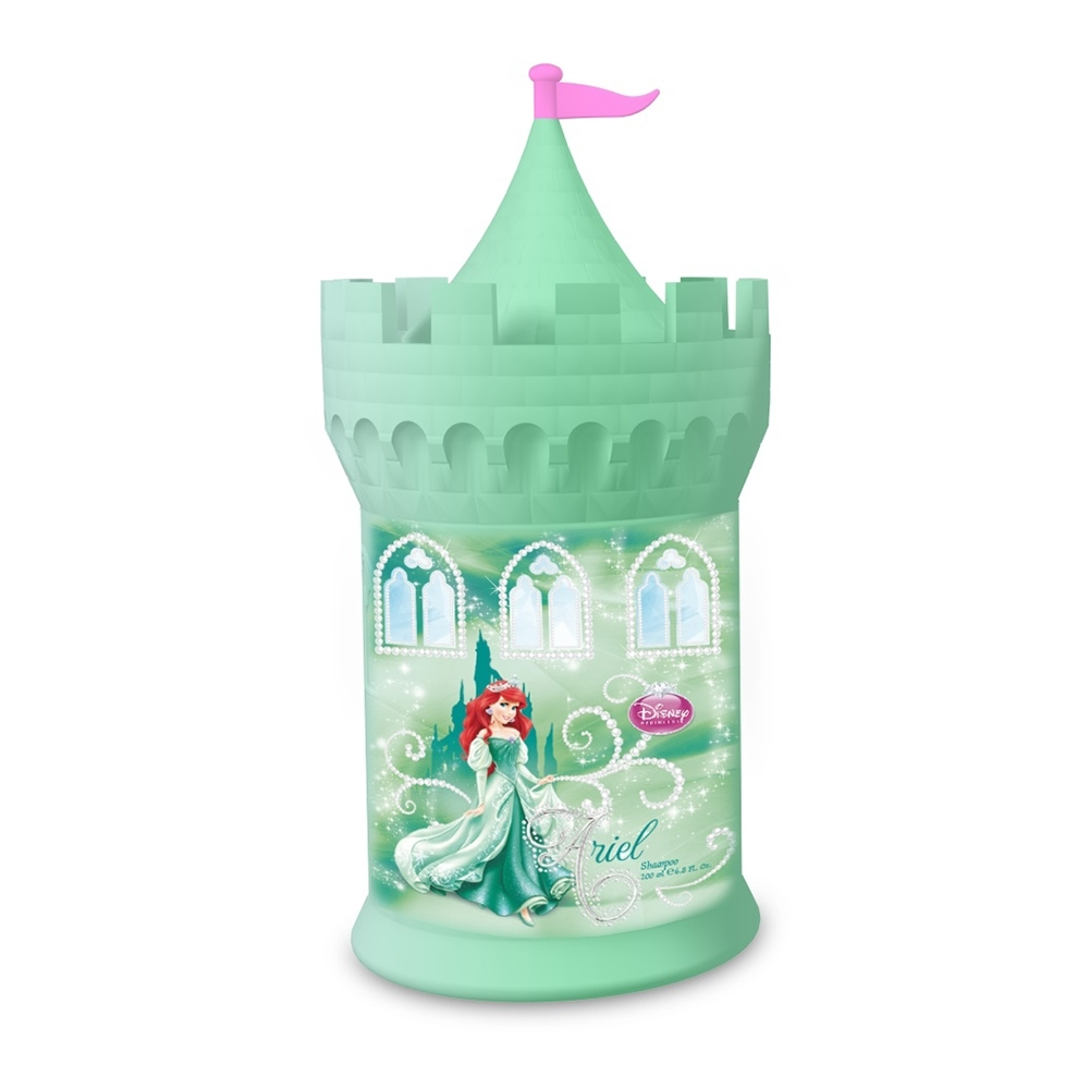 Disney Princess Ariel 小美人魚香氛洗髮精 200ml