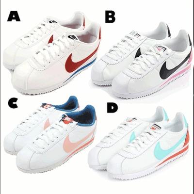 【時時樂限定】Nike 經典復古鞋 CLASSIC CORTEZ LEATHER 女鞋