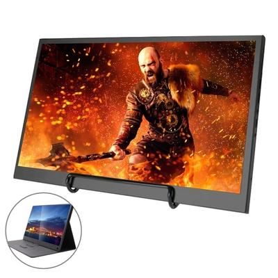 IS愛思 PLAYTV-15RA 15.6吋高畫質可攜式液晶螢幕 附螢幕支架 (A規面板)