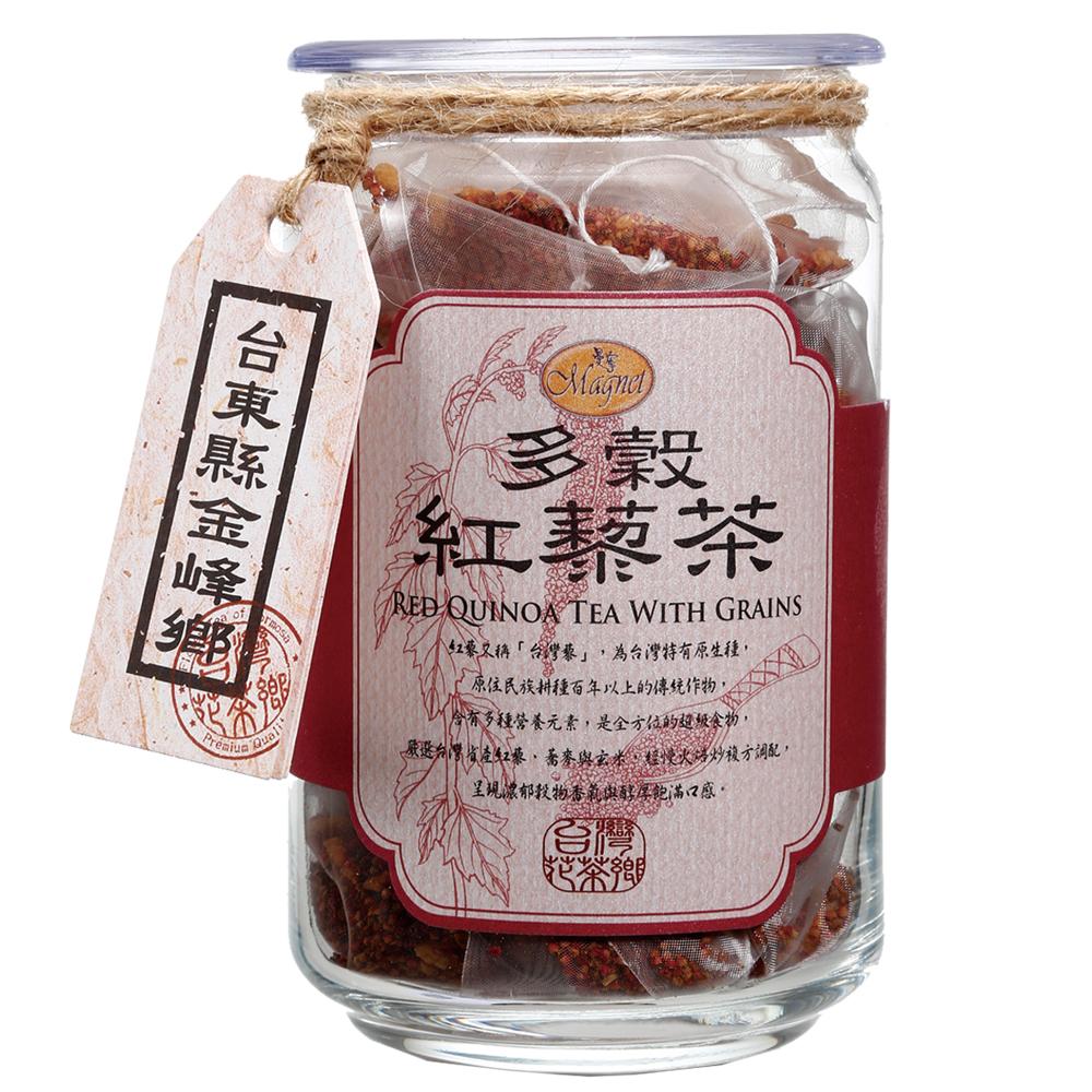 曼寧 多穀紅藜茶(6gx20入)
