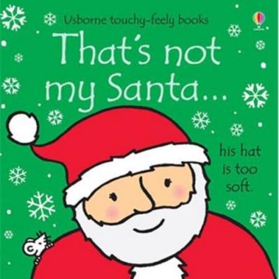 That s Not My Santa 那不是我的聖誕老公公觸摸書