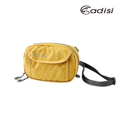 ADISI 胸前掛包AS16075 (M) 芥末黃