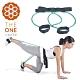 【The One】瑜珈健身 專業臀腿阻力訓練器-30磅(綠色) product thumbnail 2