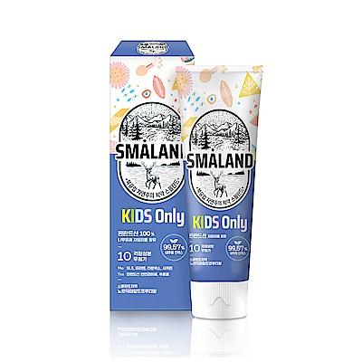 韓國2080 10無Smaland北歐兒童水果牙膏80gX2
