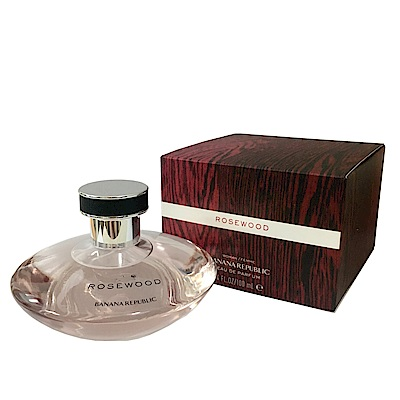 BANANA REPUBLIC  Rosewood香木女性淡香精 100ml(玫瑰香木)