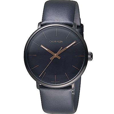 Calvin Klein ck巔峰系列 復刻版時尚腕錶(K8M214CB)