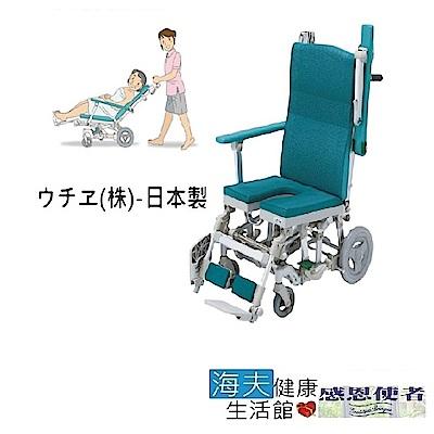 洗澡椅 行動安全淋浴椅 可傾斜式 舒適型 附頭枕(S0644)
