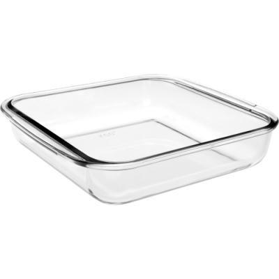 《IBILI》方形玻璃深烤盤(25cm)