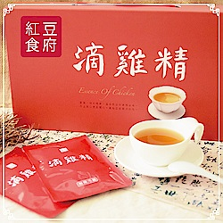 紅豆食府 滴雞精常溫禮盒60ml/入(15入/盒)