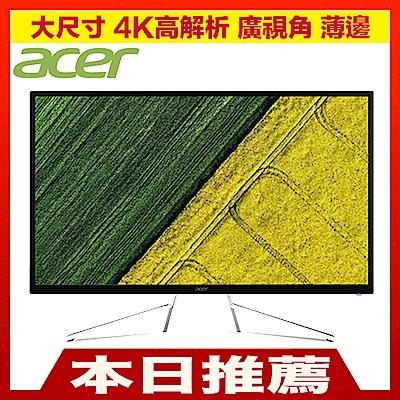 Acer ET322QK 32型 VA窄邊框電腦螢幕