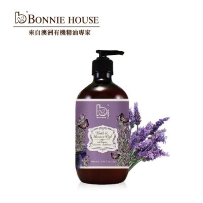 Bonnie House 薰衣草&檀木好夢連連沐浴乳500ml