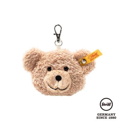 STEIFF德國金耳釦泰迪熊  Pendant Fynn bear head  (熊頭小吊飾)