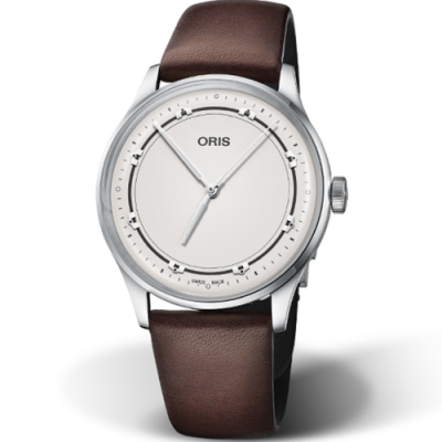 Oris ART BLAKEY音樂學院限量腕錶 0173377624081-Set/38mm