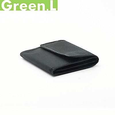 GREEN.L長條UV濾鏡包(大,最大93mm濾鏡,3片裝)