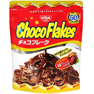 NISSIN日清 巧克力風味玉米片(80g)