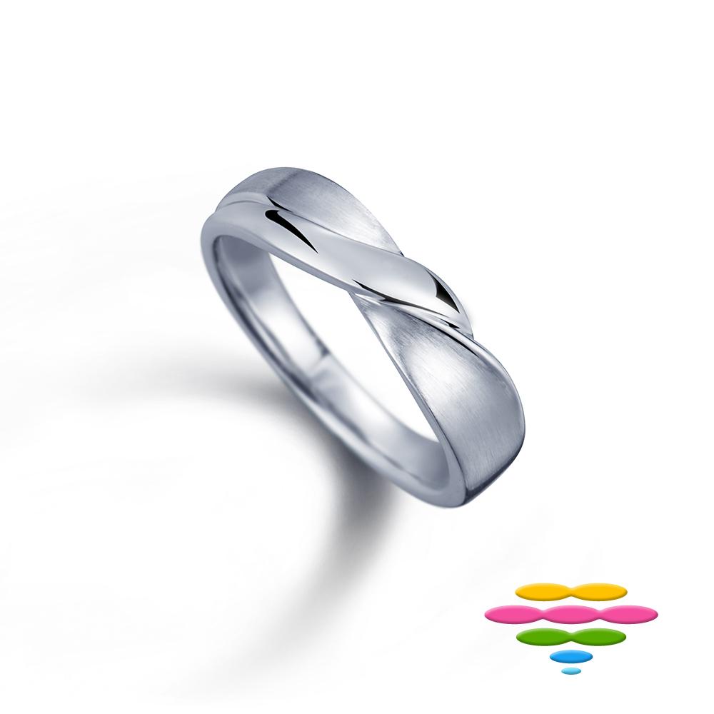 彩糖鑽工坊 925純銀戒指 銀戒
