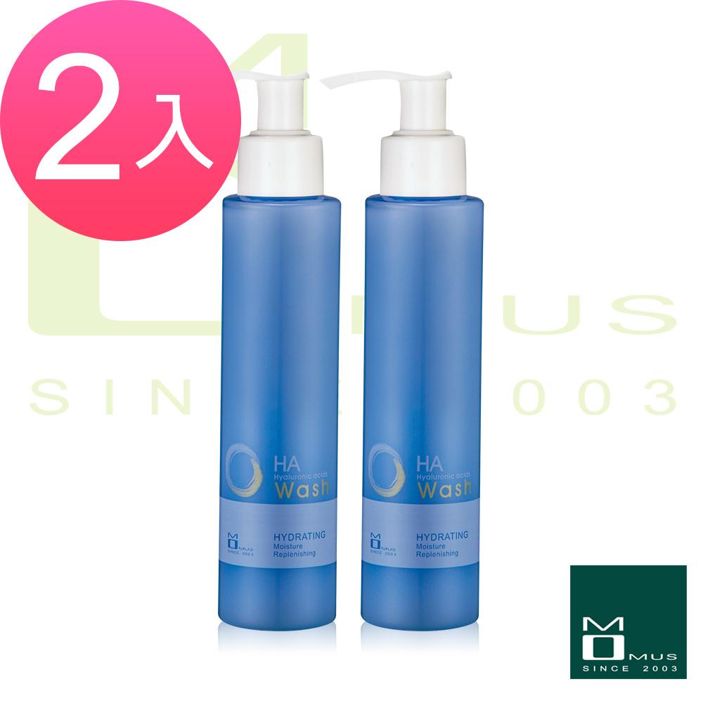 MOMUS 玻尿酸保濕洗面乳 140ml (2入)