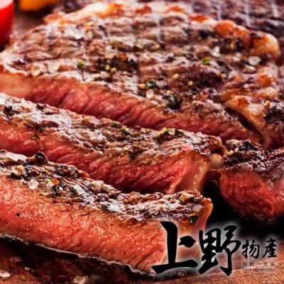 【上野物產】美國PRIME安格斯霜降翼板牛排 x5片 100g±10%/片