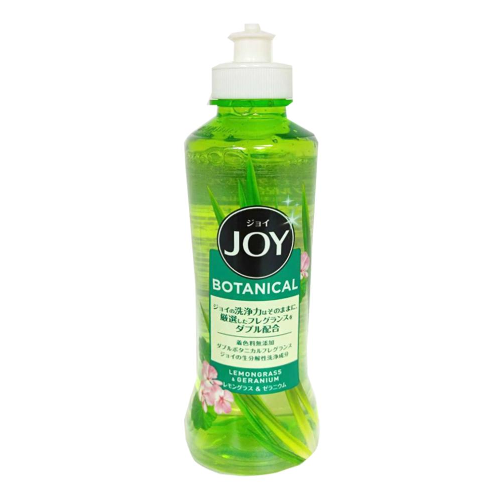 日本P&G JOY植物護手洗碗精 -檸檬草天竺葵香氛(190ml)