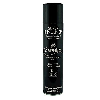 【SAPHIR莎菲爾-金質】 防水防污噴霧- 麂皮包防水 皮衣防水