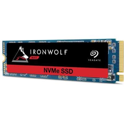 Seagate【那嘶狼 IronWolf 510】1.92TB NVMe PCIe NAS SSD固態硬碟(ZP1920NM30011)
