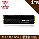 VIPER美商博帝 VP4100 1TB M.2 2280 PCIE SSD固態硬碟 product thumbnail 1
