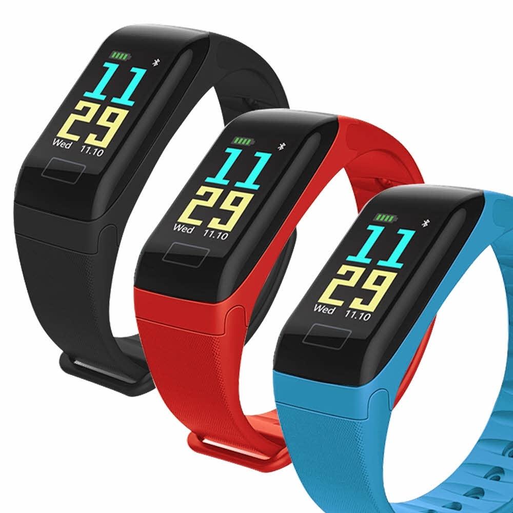 IS愛思 HO18 彩色螢幕心率運動智慧手環