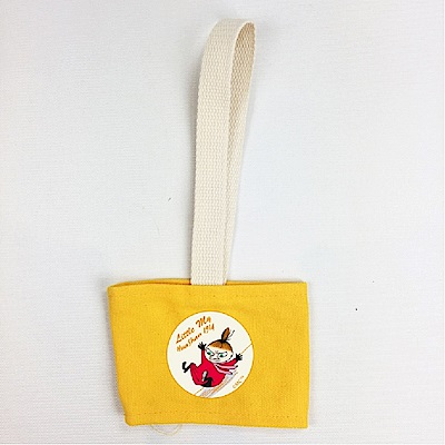 Moomin 飲料提袋(黃色)