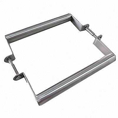 D38-S 雙支 15公分圓管小把手 不鏽鋼 5/8 橫拉把手 拉手 手把 門把 取手