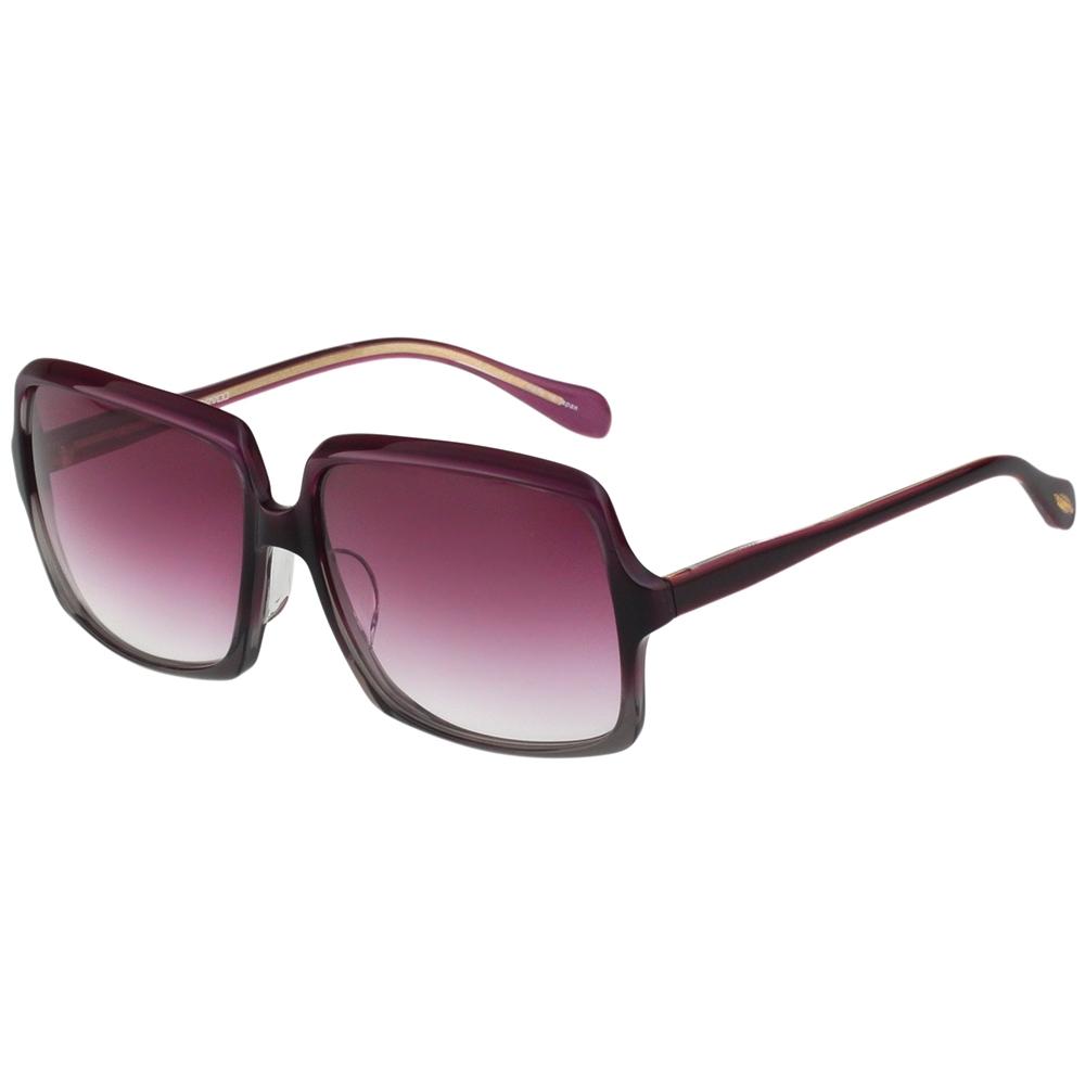 OLIVER PEOPLES 太陽眼鏡 (紫紅色)