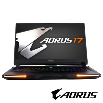 技嘉 AORUS 17 YA 電競筆電 i9-9980HK / RTX2080