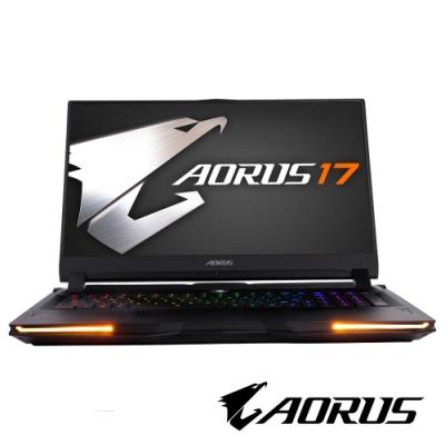 技嘉 AORUS 17 YA 電競筆電 i7-9750H / RTX2080