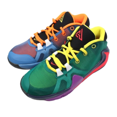 Nike 籃球鞋 FREAK 1 1/2 (GS) 女鞋