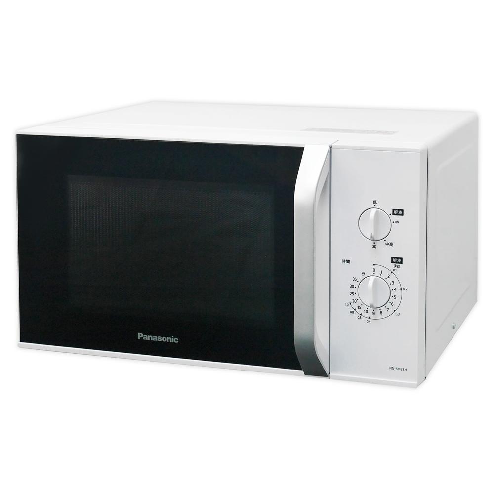 [熱銷推薦]Panasonic國際牌25L機械式微波爐 NN-SM33H