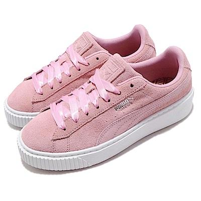 Puma 休閒鞋 Platform Galaxy 女鞋