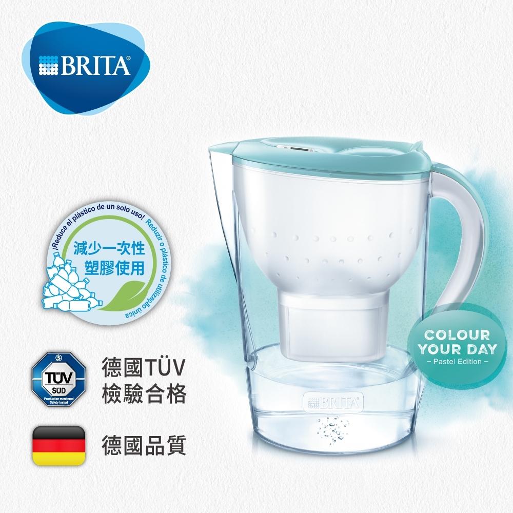 [新品上市買就送膳魔師保溫杯] 德國BRITA Marella 3.5L馬利拉濾水壺(內含1入濾芯) product image 1
