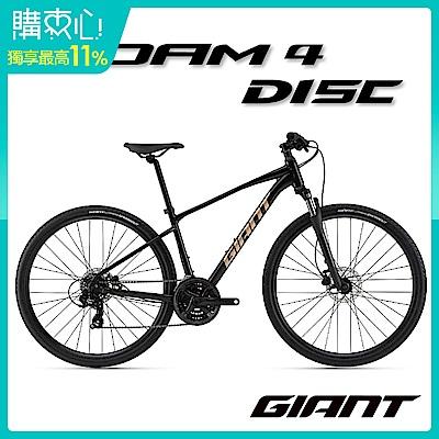 GIANT ROAM 4 DISC 戶外運動自行車 2022年式