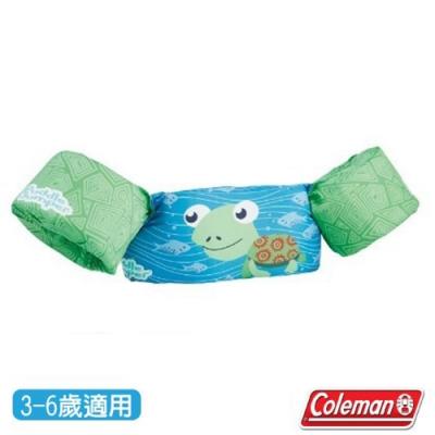 Coleman PUDDLE JUMPER 兒童手臂型浮力衣_烏龜